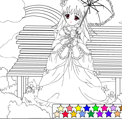 Princess Coloring Games | Coloring Pages To Print