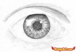 how to draw eyes 4
