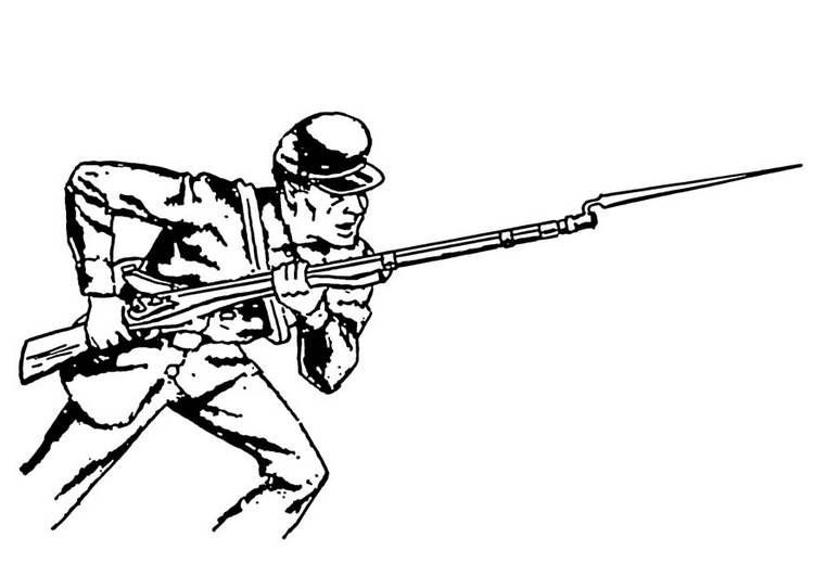 Army Coloring Pages | Coloring Pages To Print