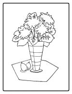 flower coloring pages 12