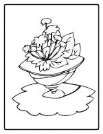flower coloring pages 6