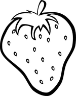 fruit coloring pages 6