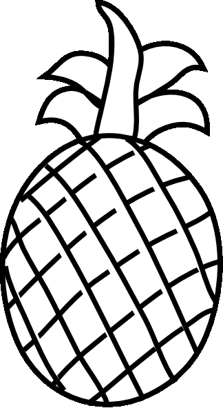 Fruit Coloring Pages 3 Coloring