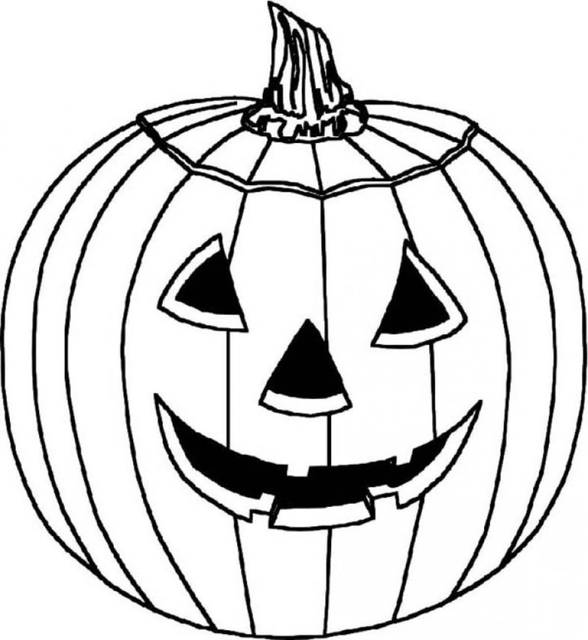 Halloween Colouring Pages - 321 Coloring Pages