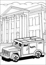 hot wheels coloring pages 3