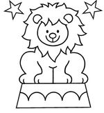 lion coloring pages 2