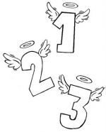 number coloring pages 2