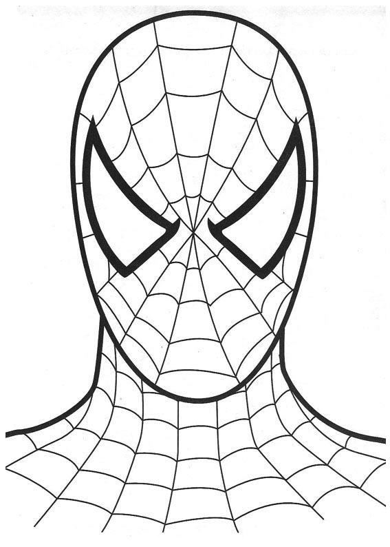 Spiderman Coloring Pages | Coloring Pages To Print