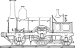 train coloring pages 1