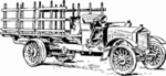 truck coloring pages 4