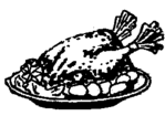 turkey coloring pages 3